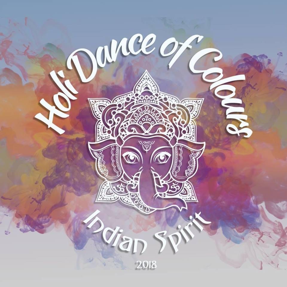 Holi Dance of Colors Queretaro