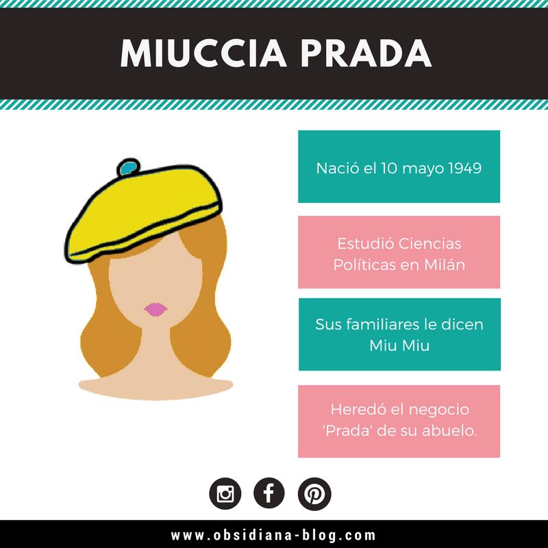 Miuccia Prada Biografia