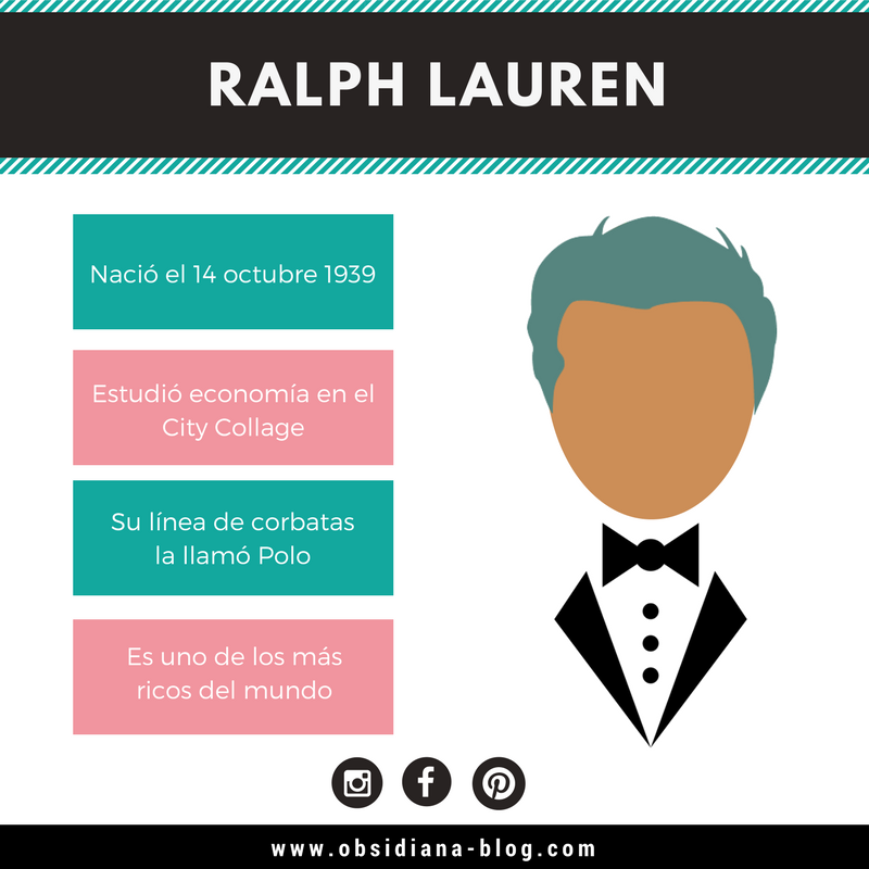 Ralph Lauren Biografia