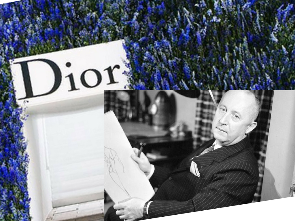 Christian Dior Biografía modas diseño fashion design new look