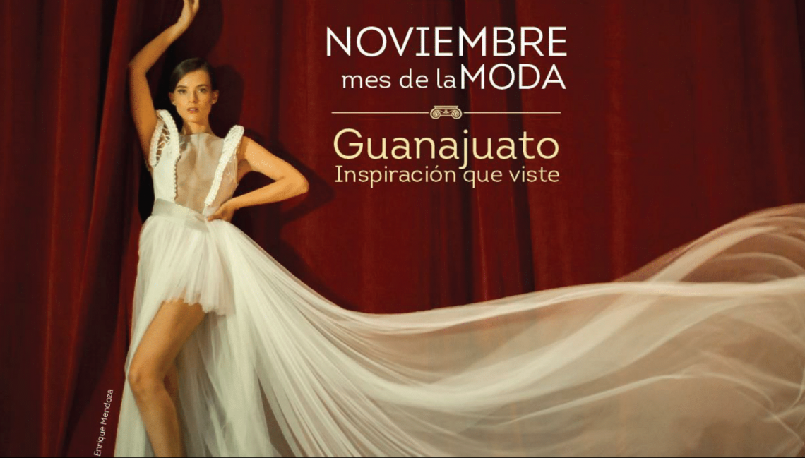 Noviembre mes de la moda Guanajuato 2018