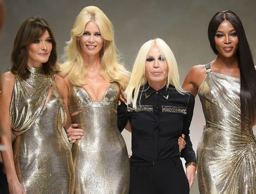 Michael Kors compra Versace