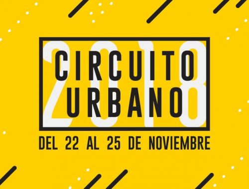 Circuito Urbano 2018 moda León Guanajuato