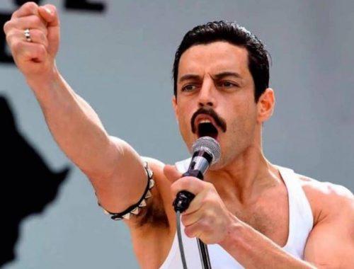 Bohemian Rhapsody vestuario Freddie Mercury Julian Day Queen