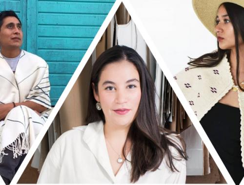 diseñadores de moda en fashion week nueva york alberto lopez eilean vizozo