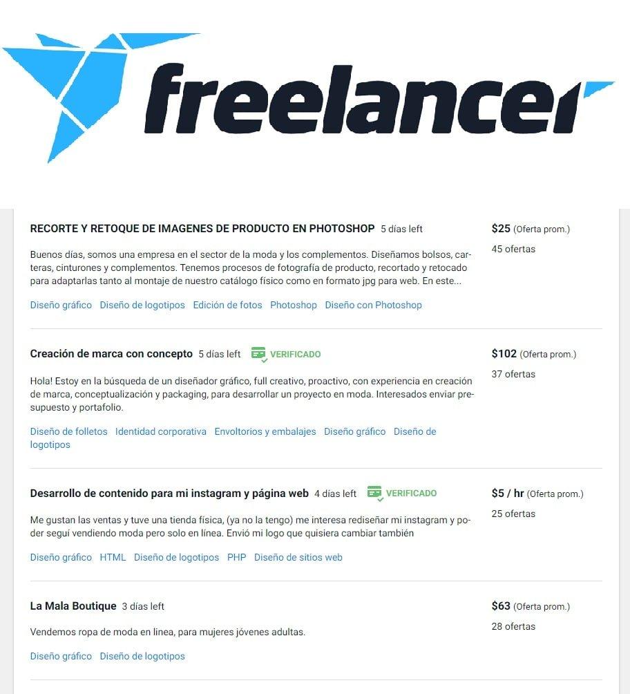 Freelancer MX