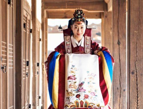 el hanbok coreano